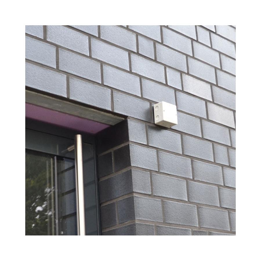 Überwachungskamera Außenputzdose