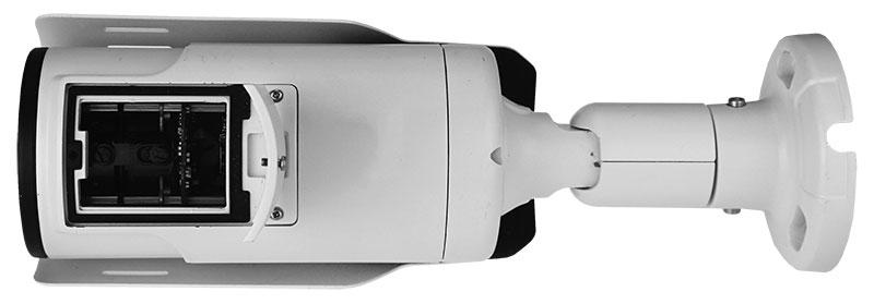 MicroSD-Slot einer Speicher-Überwachungskamera