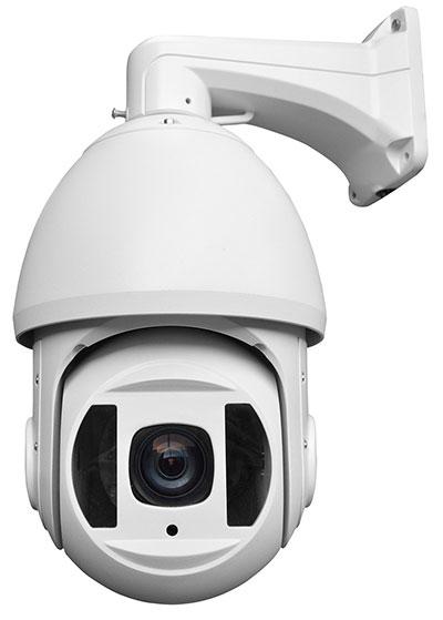 5MP-Netzwerkkamera mit 18-fachem Zoom und hoher Nachtsichtweite