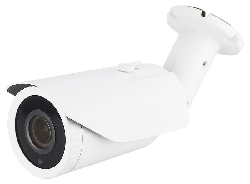 Wetterfeste 4-MP-Videoüberwachungskamera für den Außenbereich