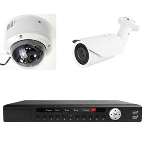 4K Videoüberwachungsset