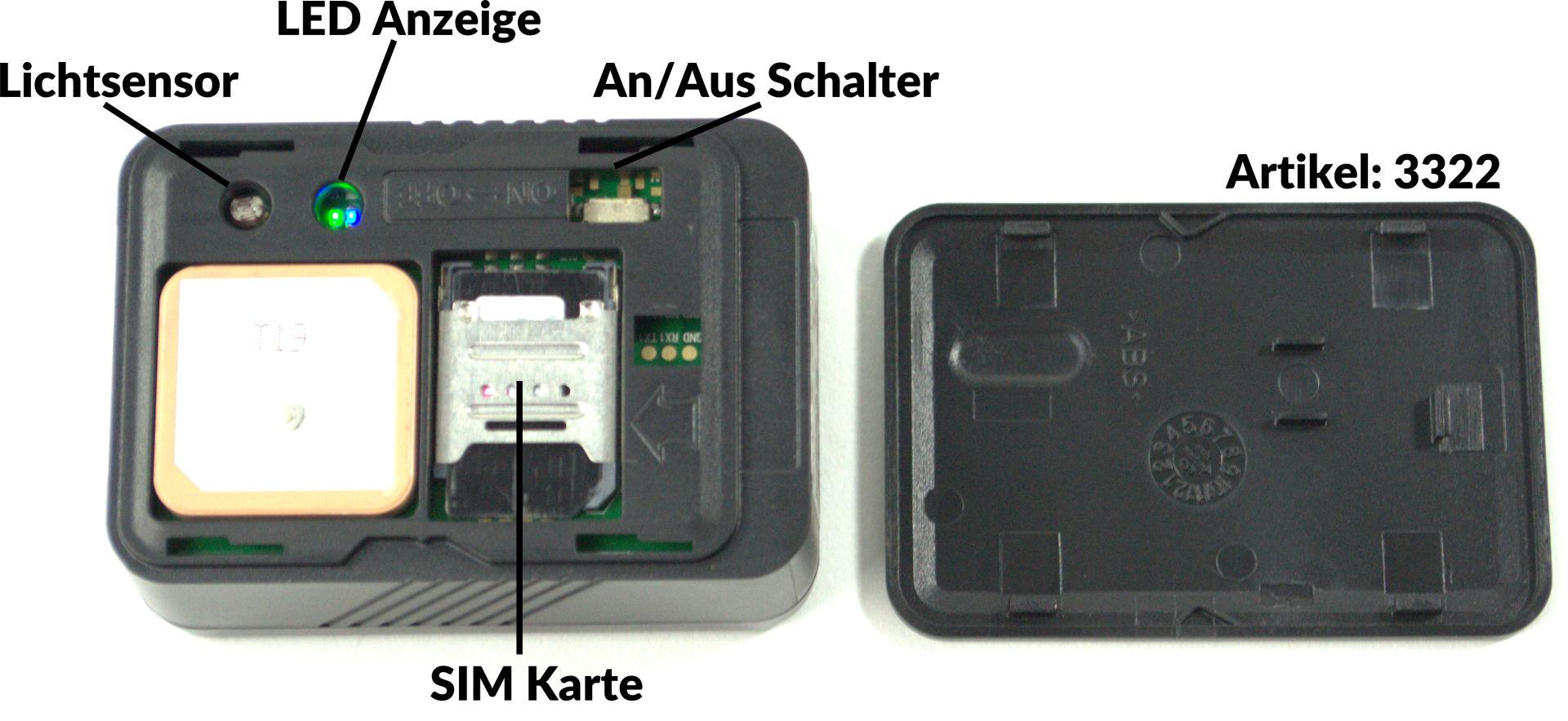 Tracker 3322