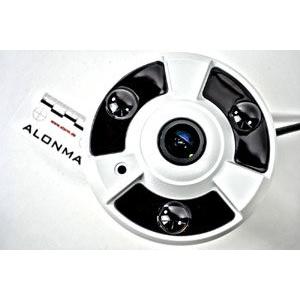 360° IP Überwachungskamera
