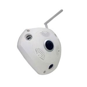 360° Virtual Reality IP Kamera