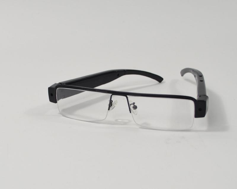Brillenkamera zur mobilen Überwachung