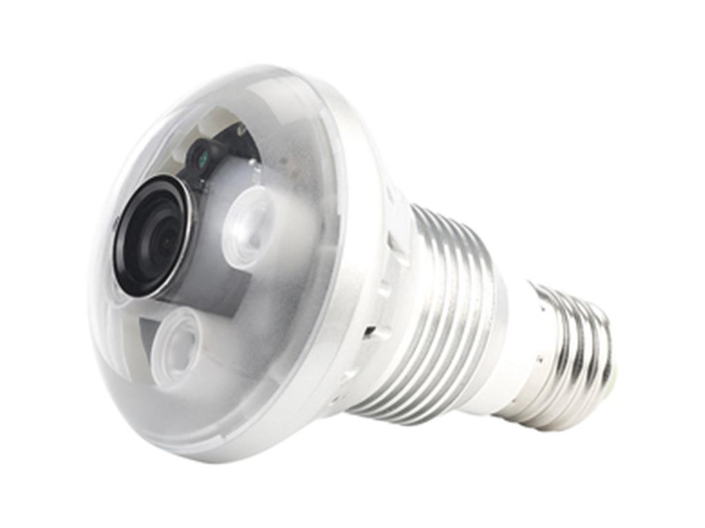 Minikamera als Glühbirne
