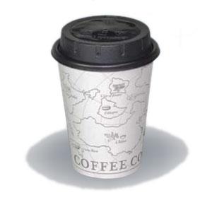 Minikamera als Kaffeebecher