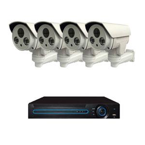 PTZ-Überwachungskameraset