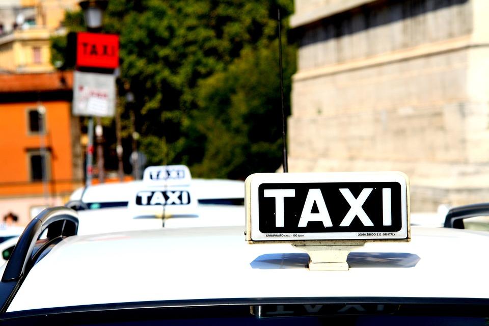 Taxi-PKW-Flottenmanagement