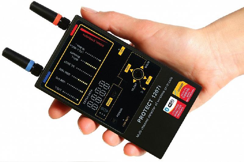 Minisender Detektor
