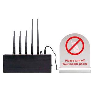 Mobilfunkdetektor für 3G, 4G