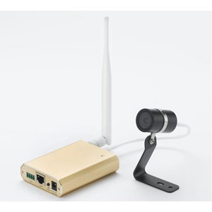 4G LTE Minikamera mit Nachtsicht