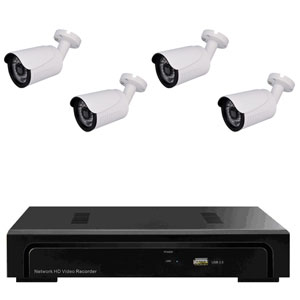 POE Videoüberwachungsset