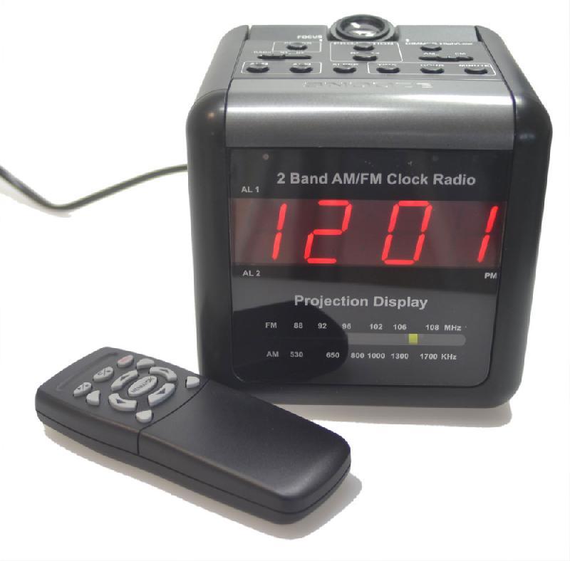 Radiowecker Kamera mit Fernbedienung