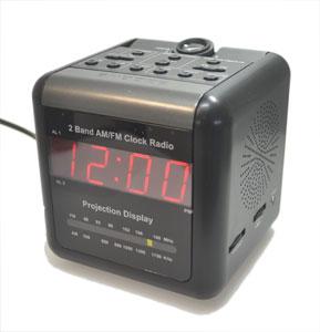 Radioweckerkamera