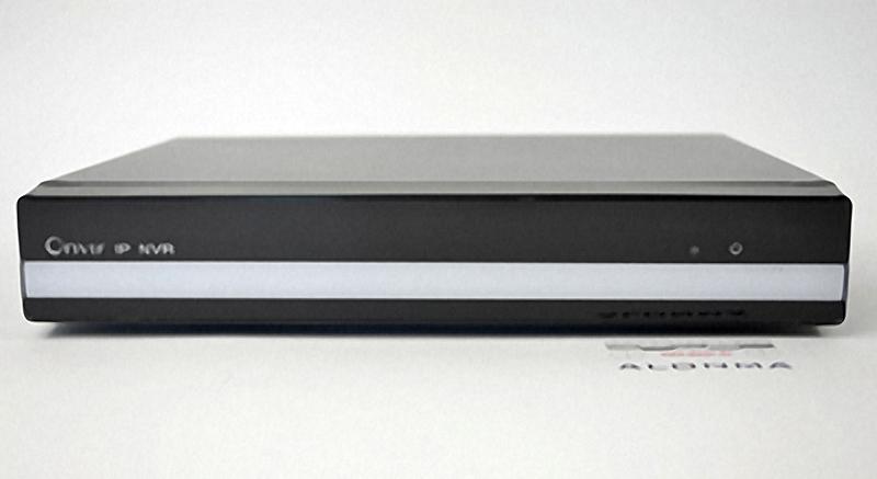 8-Kanal Full HD Netzwerkrekorder / Netzwerk-Video-Recorder für 8 IP-Kameras