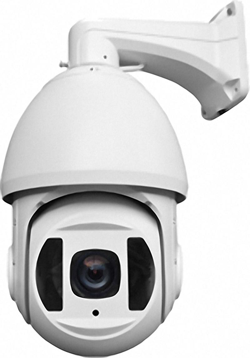 5 MP Outdoor Überwachungskamera mit 18-fach optischem Zoom