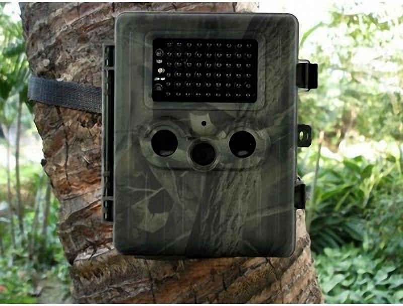 MMS Überwachungskamera