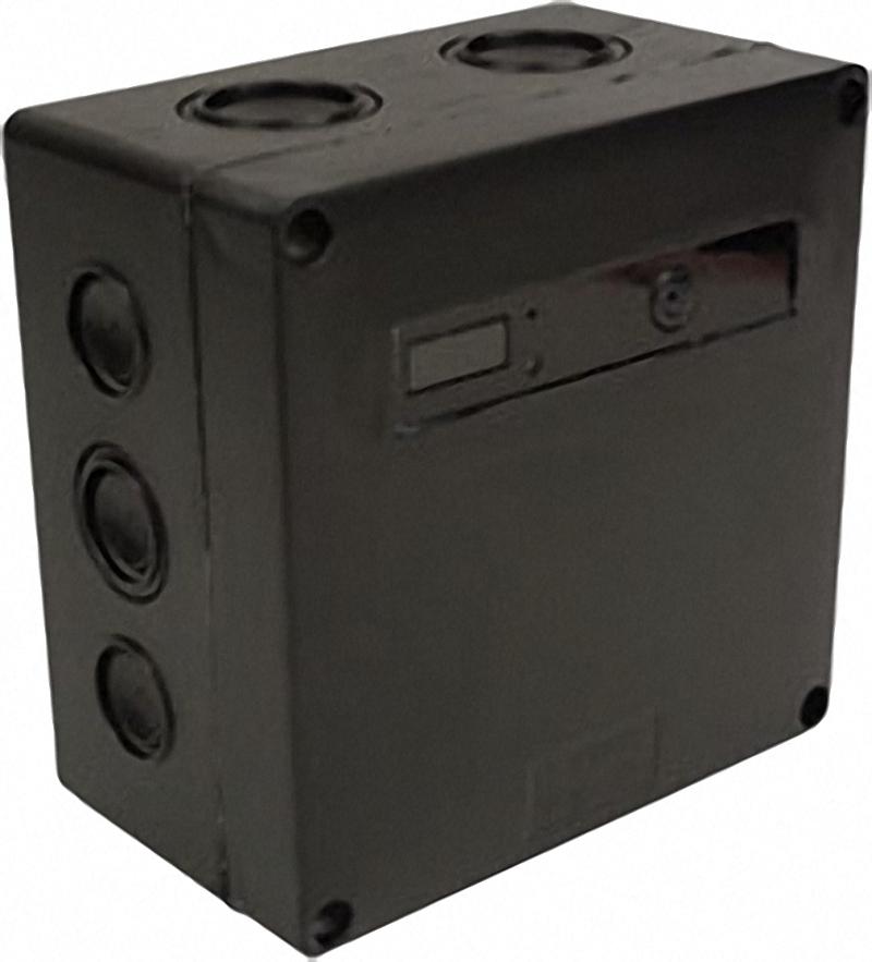 Getarnte Außenkamera mit unsichtbarer IR-Nachtsicht und Endlosaufzeichnung