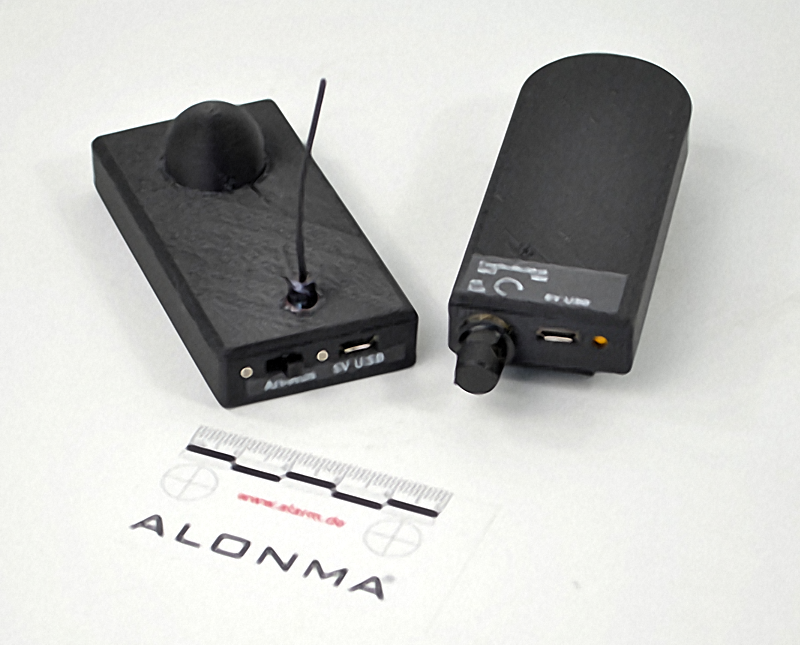 Radar Funk Alarmsystem / Nicht sichtbares Detektionssystem für Personen