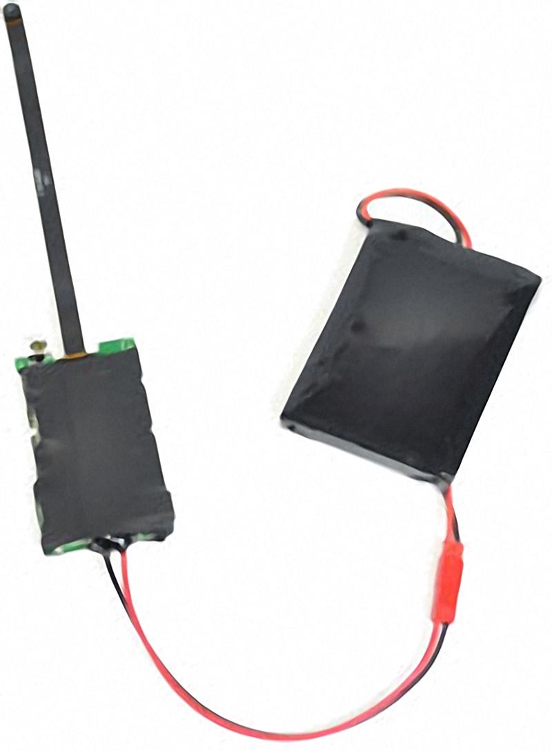 HD Mini Spionkamera zum Selbsteinbau mit extrem hoher Akkulaufzeit