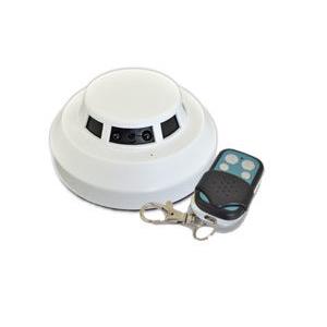Rauchmelder Spycam mit Fernbedienung