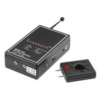Leistungsstarkes Aufspürgerät als Wanzenfinder und Kameradetektor