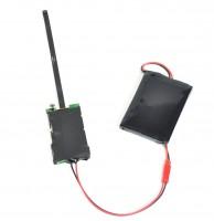 Mini Spionkamera zum Selbsteinbau mit extrem hoher Akkulaufzeit für bis zu 6 Jahre Standby