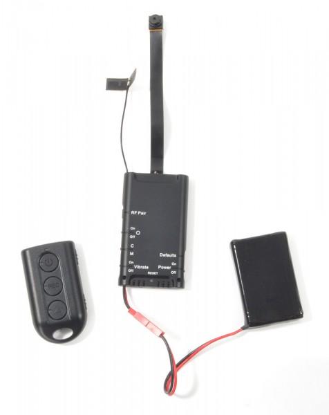 Full HD WLAN Mini Überwachungskamera mit Akku, Bewegungserkennung und Aufzeichnung