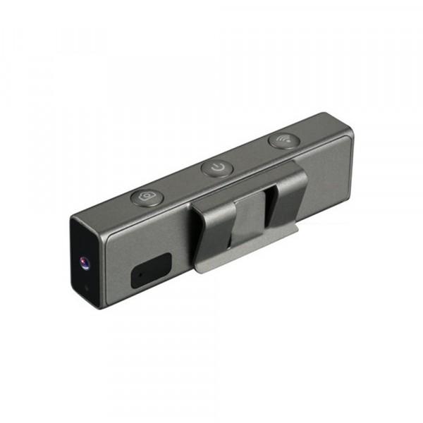 Mini WLAN Kamera für Brillenbügel mit App-Zugriff per Smartphone und Tablet