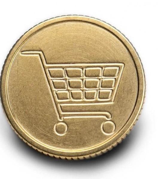 Hohlmünze - Kryptowährungen Bitcoin, Privat Key, Seed, Transport- und Aufbewahrung für microSD Kart