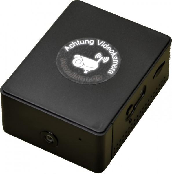 HD Mini WLAN Überwachungskamera mit Speicher und Bewegungserkennung