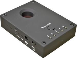 Kameralinsendetektor zum Aufspüren von verstecken Spionkameras und getarnten Überwachungskameras