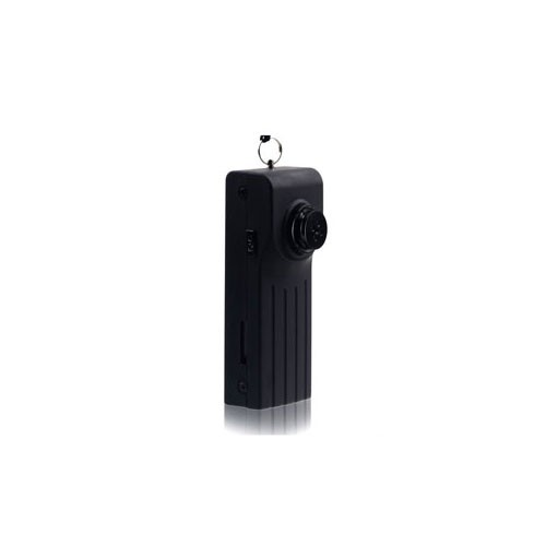 Mini WLAN Überwachungskamera mit Zugriff per Android und iOS, MicroSD und Akku