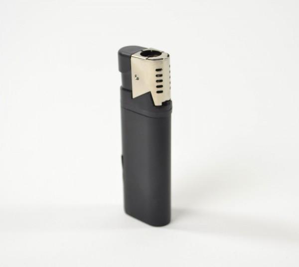 Full HD Feuerzeug Kamera mit komplett unsichtbarer Kameralinse und versteckten Bedienelementen