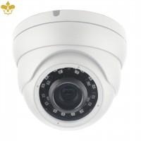 5 MP Dome Outdoor Überwachungskamera mit leistungsstarkem Sony-Starvis-Bildsensor