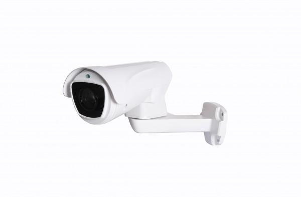 PTZ Kamera mit 5 MP Auflösung, wetterfestem Metallgehäuse und H.265 Kodierung