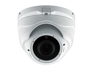 Wetterfeste 4MP Dome-Überwachungskamera mit Zugriff per PC, MAC, iOS und Android