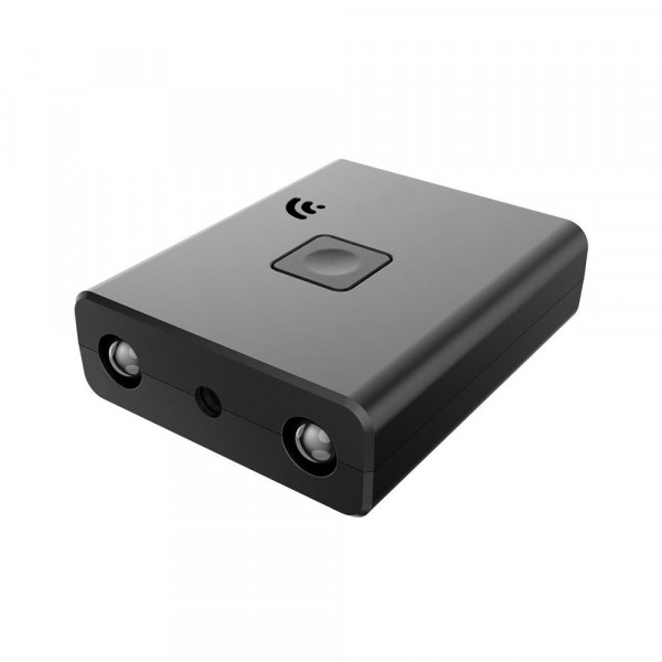 Mini WLAN Full HD Kamera mit Nachtsicht und einfacher Bedienung