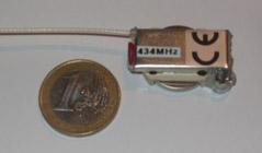Drahtloser Minisender