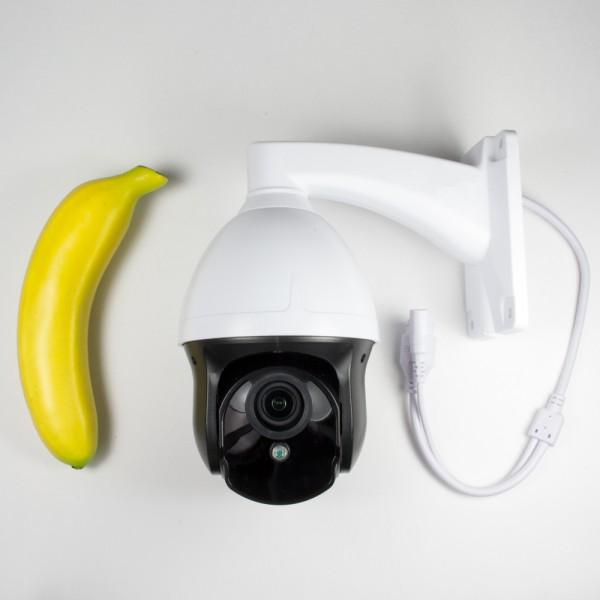 Mini PTZ IP Kamera mit Nachtsicht und Bewegungserkennung