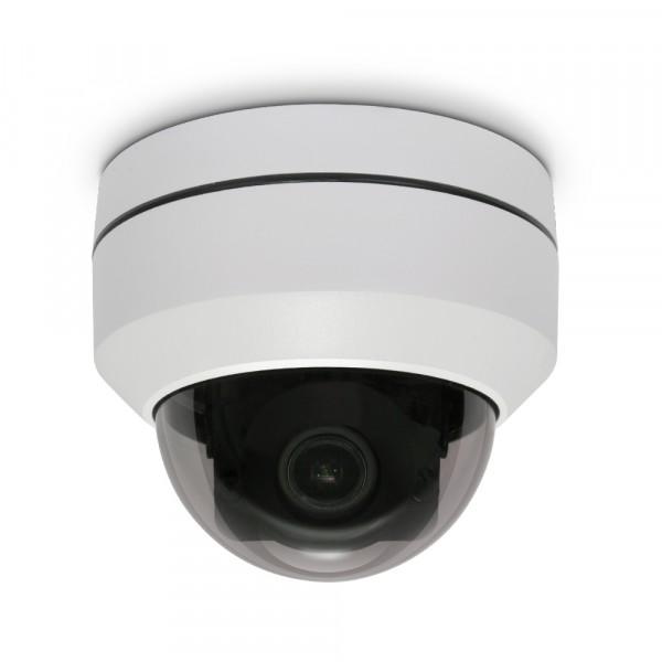 5 MP Dome PTZ IP Kamera mit Nachtsicht, PoE und 4-fach optischen Zoom