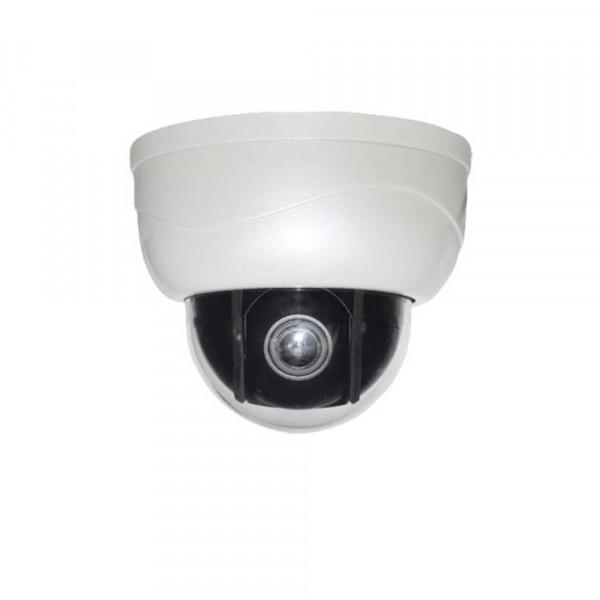 Hochauflösende PTZ IP Dome Kamera mit Nachtsicht