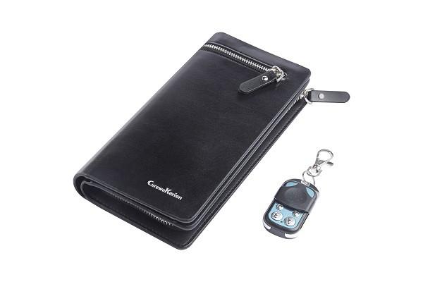 Spycam-Geldbörse Brieftaschen-Kamera im Portemonnaie als Getarnte Kamera mit Akku