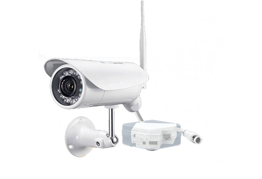 UMTS Überwachungskamera mit MicroSD