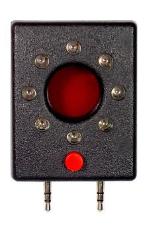 Kameralinsen-Detektor