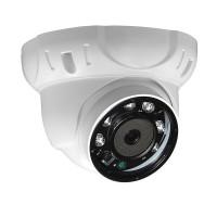 4 MP Outdoor Dome-Überwachungskamera mit integrierter Nachtsicht, ONVIF und RTSP
