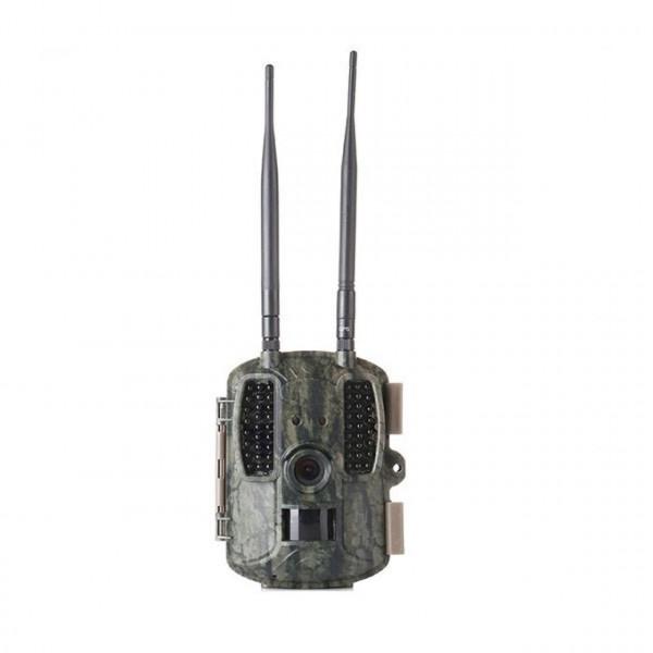 Hochauflösende, robuste Wildkamera mit Weitwinkel, GPS, PIR und hoher Laufzeit
