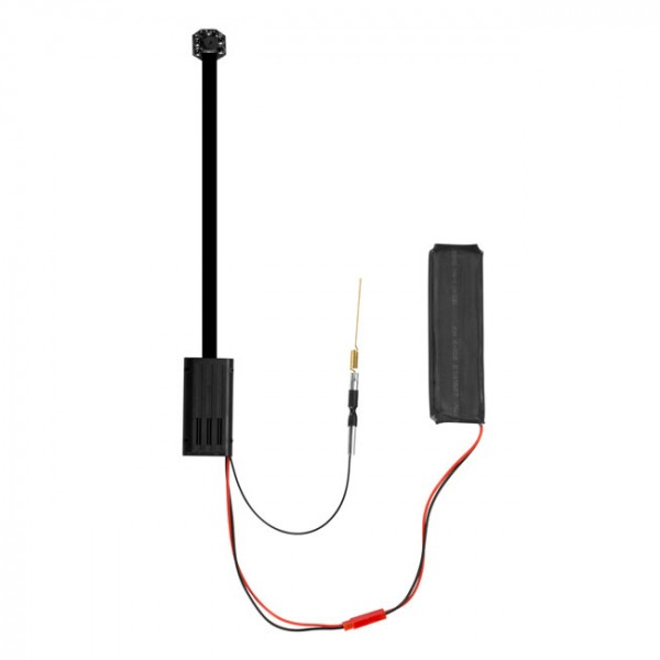 Hochauflösende WLAN Mini Kamera mit Nachtsicht