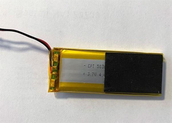 Akkupack (LiPo) 3.7 V 1200 mAh als Austauschakku oder Ersatzakku nutzbar